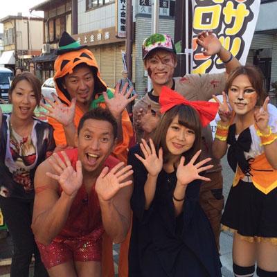 草津ハロウィン2015